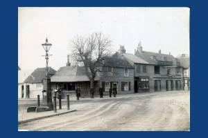 Fair Green, Mitcham: Collbran's Corner
