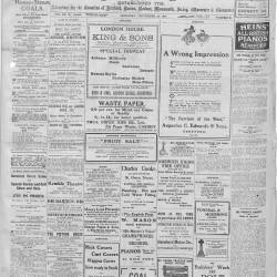 Hereford Journal - 28th September 1918