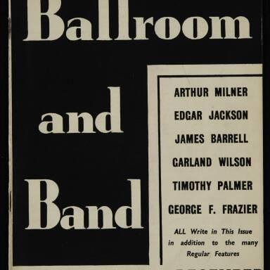 Vol.1 No.2 December 1934