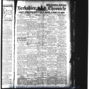 Berkshire Chronicle Reading 07-1914