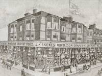 J.K Skewes, Wimbledon Drapery Stores
