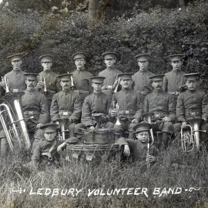 Armed Forces Ledbury Volunteer Band