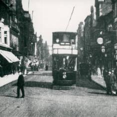 King Street, Corporation Transport