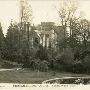 POP002 Brockhampton Court, South West View, W H Bustin's Series.jpg