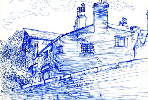 Grove House by Dorothea Rowlinson