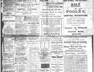 Wigan Newspapers