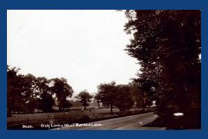 Golf Links, West Barnes Lane