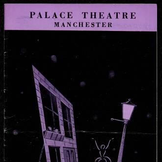 Palace Theatre, Manchester, April 1964 - P01