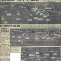 19500213 Man Utd Daily Graphic