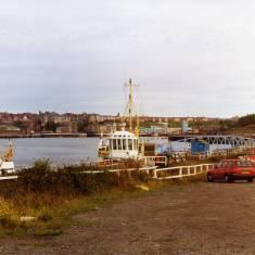 Ferry Landing South Shields