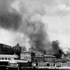 A Fire at North Shields