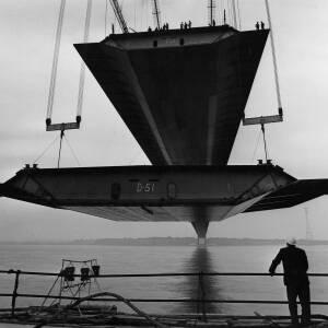 085 - Work on Severn Bridge