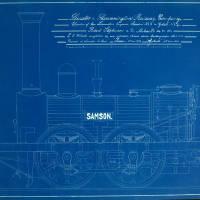 'Samson' engine