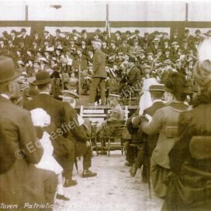 Chapeltown Patriotic Effort, 1915.
