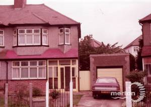 Wydell Close, No.6, Lower Morden