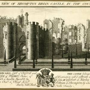 Brampton Brian Castle
