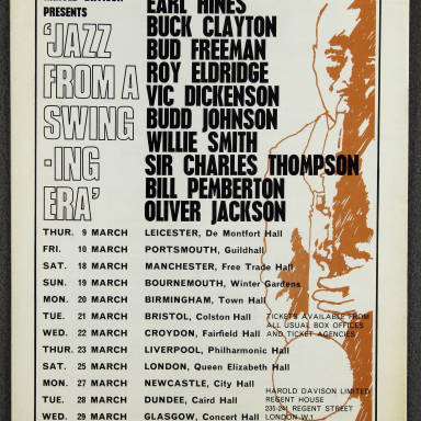 Ella Fitzgerald and Duke Ellington Orchestra – February  1967 011