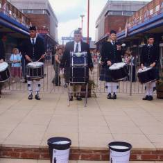 South Tyneside Pipe and Drums