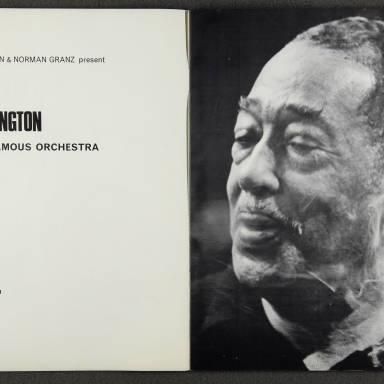 Duke Ellington Orchestra British Tour – February 1967 002