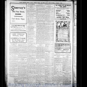 Reading Mercury Oxford Gazette 11-1917