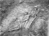 Anglo-Saxon Cemetery, near Morden Road, Mitcham