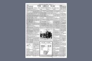 13 NOVEMBER 1915