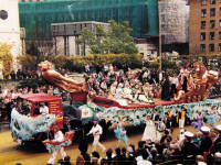 Merton entry in the Lord Mayor's Show