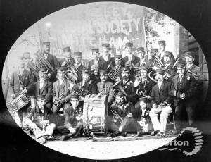 The Berkeley Teetotal Society Band