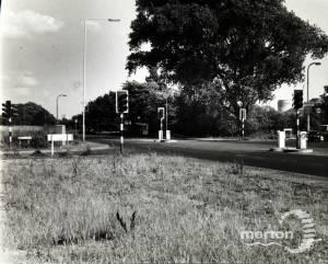 Croydon Road, Windmill Road junction, Mitcham