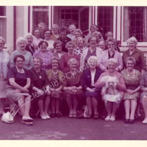 Grenoside Pensioners Holiday to Eastbourne 1967