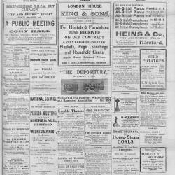 Hereford Journal - March 1917