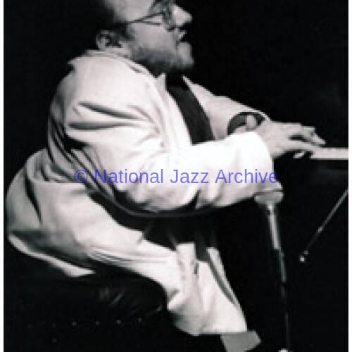 Michel Petrucciani, 1990.