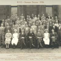 RIE Summer Session, 1936