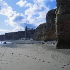 Marsden Beach and Grotto