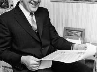 Alderman, George W. Pearce, Mayor 1947-49, news 06/04/1973