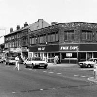 Stanley Road Bootle, 1987