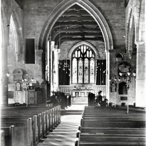 Church, Ross-on-Wye, interior