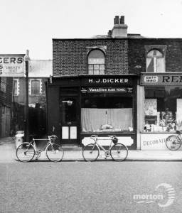Merton High Street, Nos.115-117
