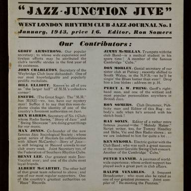 Jazz Junction Jive