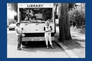 Merton and Morden Mobile Library.