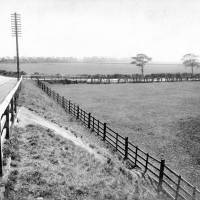 Orrell Park, showing houses and view from Ford Railway Bridge, 1918
