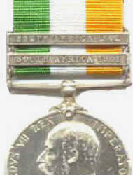 King's South Africa Medal 1902