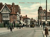 Upper Green, Mitcham