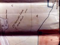 Harriott's Estate, West Barnes: 1865 map Version Two