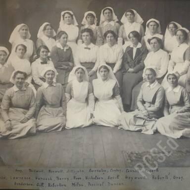 Scottish Women's Hospitals at Royaumont, France