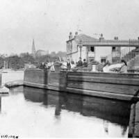 Litherland Bridge, Leeds, Liverpool Canal