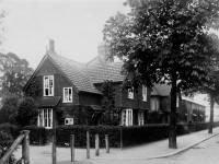 Mostyn Road, corner of Church Path