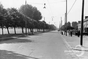 London Road, Figges Marsh, Mitcham