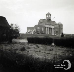 Carters Tested Seeds: Demolition of main building