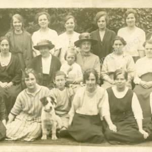 Grenoside Girls Friendly Society c.1920